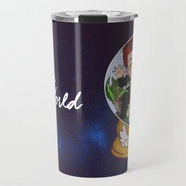 To the world Travel Mug