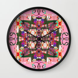 party in a bag Wall Clock