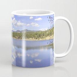 David and Barbara at Evergreen Lake Coffee Mug