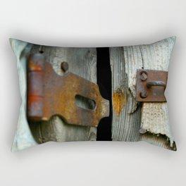 Lock Down Rectangular Pillow