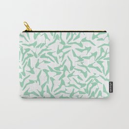 Shoes mint Carry-All Pouch