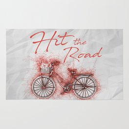 Hit the road Rug
