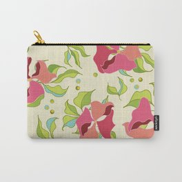 Power Flowers – Spring Carry-All Pouch