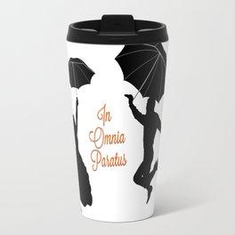 In Omnia Paratus ~ Ready For Anything ~ GG Travel Mug