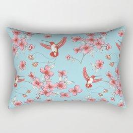 COLIBRI Rectangular Pillow