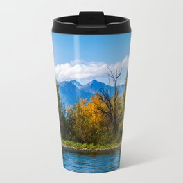 Autumn in Kamchatka Travel Mug