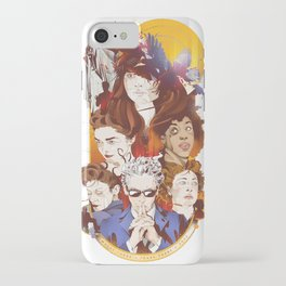 The twelfth hour iPhone Case