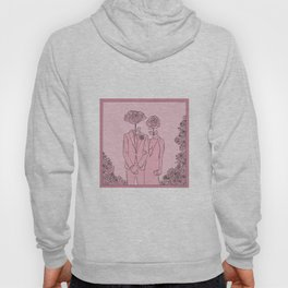 Wildest lovers digital art Hoody