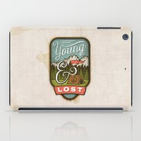camp iPad Cases featuring Camp by Seaside Spirit