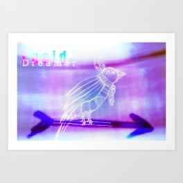 Lucid Dreamer Art Print