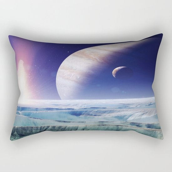 gAlaxY PLANET : Out of This World Rectangular Pillow