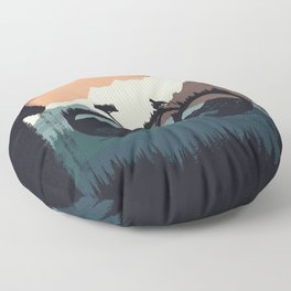 Yety Enduro Floor Pillow