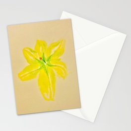 Maria's Flower Stationery Cards