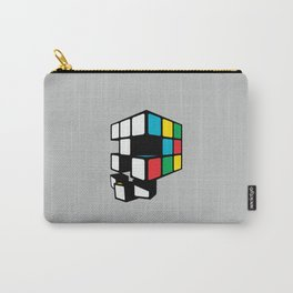 Rubix Skull Carry-All Pouch