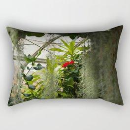 Hibiscus No. 2 Rectangular Pillow