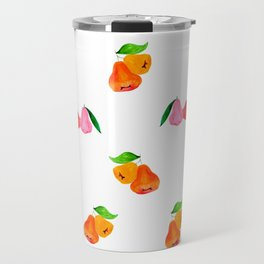 Jambu II (Wax Apple) - Singapore Tropical Fruits Series Travel Mug