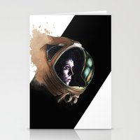 ripley Stationery Cards featuring Ripley by maxandr