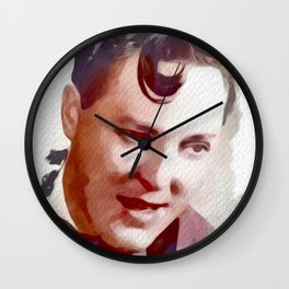 Bill Haley, Music Legend Wall Clock