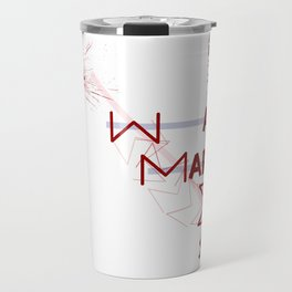 Gods of War - Mars & Ares Travel Mug