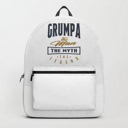 Gift for Grumpa Backpack