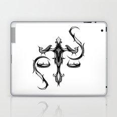 Signs of the Zodiac - Libra Laptop & iPad Skin