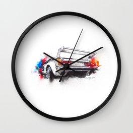 BMW M1 ProCar  Wall Clock