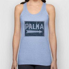 Palma Unisex Tank Top