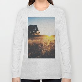 an Arizona sunset ... Long Sleeve T-shirt