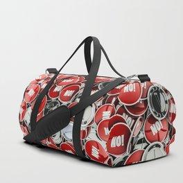 NO! Duffle Bag