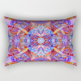The Anointed One-Sir Parker Rectangular Pillow