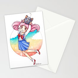 Chibiusa Stationery Cards