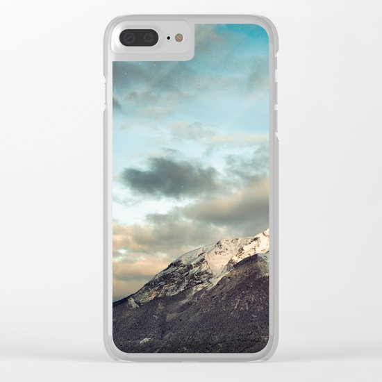 The Journey Begins... Clear iPhone Case