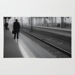 Mannheim Train Station Rug