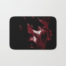Leeloo Red - Fifth Element Painting Bath Mat