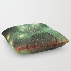 Geometry Dreaming Floor Pillow