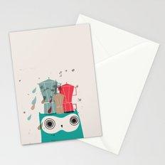 Owl Aloud Stationery Cards