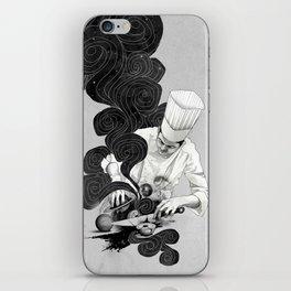 Galactic Chef iPhone Skin