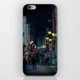 Tokyo Nights / Kabukicho Nights / Liam Wong iPhone Skin