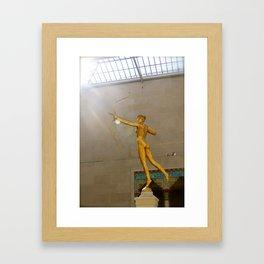 The Met Framed Art Print
