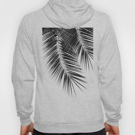 Black Palm Leaves Dream - Cali Summer Vibes #2 #tropical #decor #art #society6 Hoody