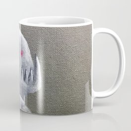 Never Bring a Knife to a Robot Fight Coffee Mug