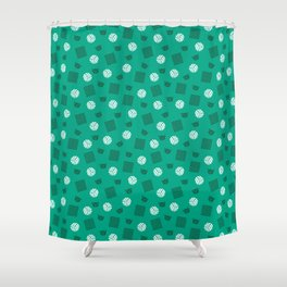 Volley Walls! Shower Curtain