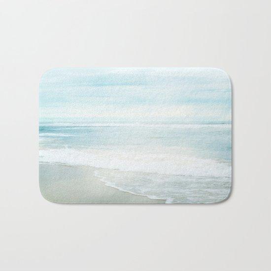 Feel the Sea Bath Mat