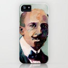 W.E.B. Du Bois iPhone Case