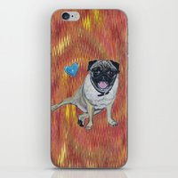 woody iPhone & iPod Skins featuring Woody by gretzky
