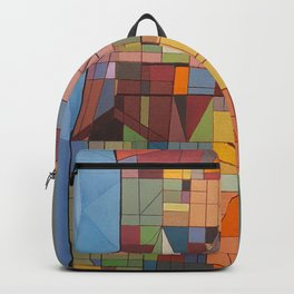 Postals from Babel Backpack