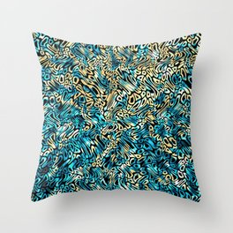 PSYCHE WEAVE - C4 Throw Pillow