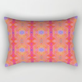 Varietile 42 (Repeating 2) Rectangular Pillow