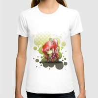 valentina T-shirts featuring Valentina by ASerna