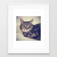 kandinsky Framed Art Prints featuring Kandinsky by Nita Bond